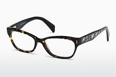 brille Just Cavalli JC0746 052 - Brun, Dark, Havana