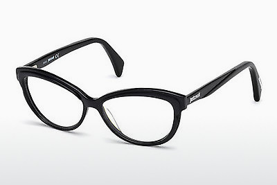 brille Just Cavalli JC0748 001 - Sort