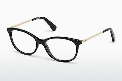 brille Just Cavalli JC0755 001 - Sort