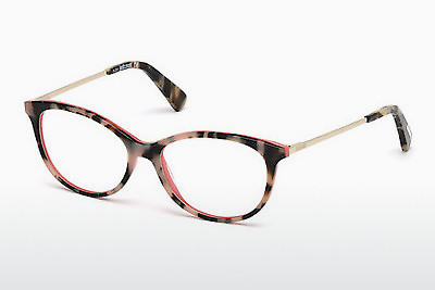 brille Just Cavalli JC0755 055 - Flerfarget, Brun, Havanna