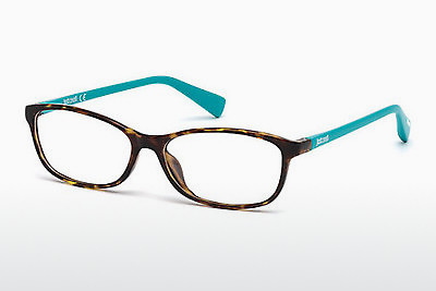 brille Just Cavalli JC0757 053 - Havanna, Yellow, Blond, Brown