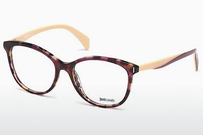 brille Just Cavalli JC0773 055 - Flerfarget, Brun, Havanna