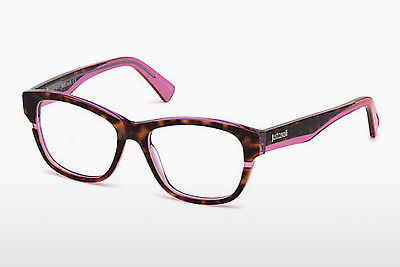 brille Just Cavalli JC0776 055 - Flerfarget, Brun, Havanna