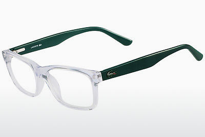 brille Lacoste L3612 971 - Hvit, Transparent