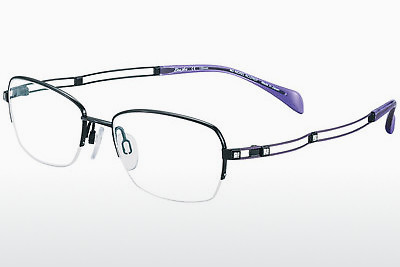 brille LineArt XL2070 BK2 - Sort
