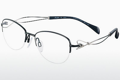 brille LineArt XL2078 BK - Sort