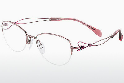 brille LineArt XL2078 PK - Rosa