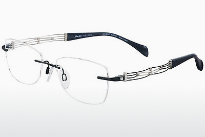 brille LineArt XL2079 BK - Sort