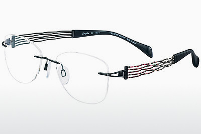 brille LineArt XL2081 BK - Sort