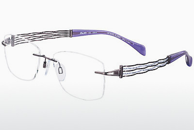 brille LineArt XL2082 PU - Purpur