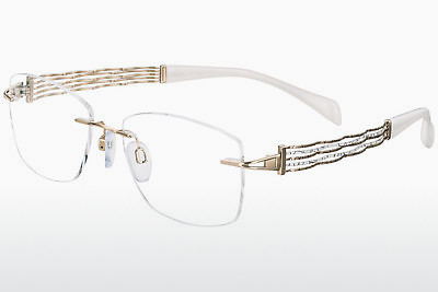 brille LineArt XL2082 WG - Gull