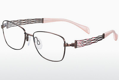 brille LineArt XL2083 BR - Brun