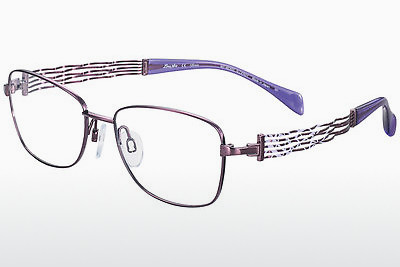 brille LineArt XL2083 PU - Purpur