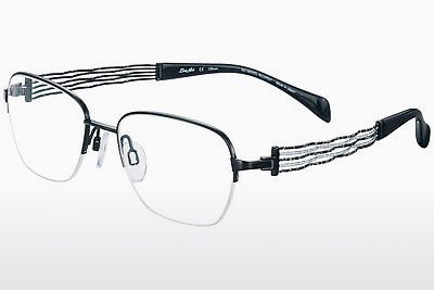 brille LineArt XL2084 BK - Sort