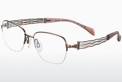 brille LineArt XL2084 BR - Brun