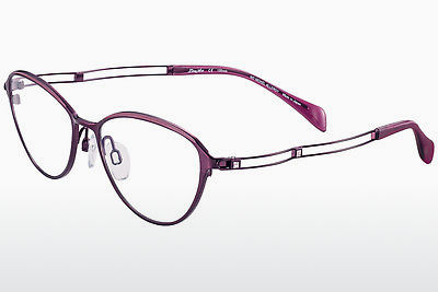 brille LineArt XL2092 PU - Purpur