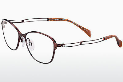 brille LineArt XL2093 BR - Brun
