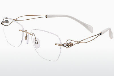 brille LineArt XL2096 WG - Gull