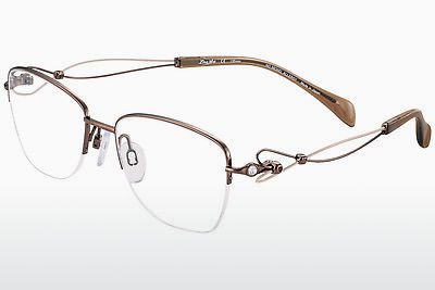 brille LineArt XL2097 BR - Brun