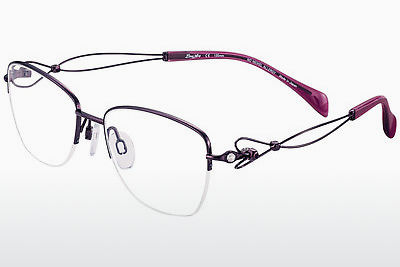 brille LineArt XL2097 PU - Purpur