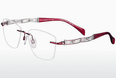 brille LineArt XL2107 RE - Rød