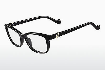 brille Liu Jo LJ2658R 001 - Sort