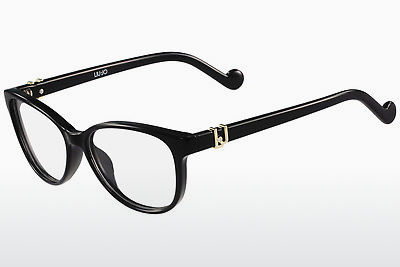 brille Liu Jo LJ2660R 001 - Sort