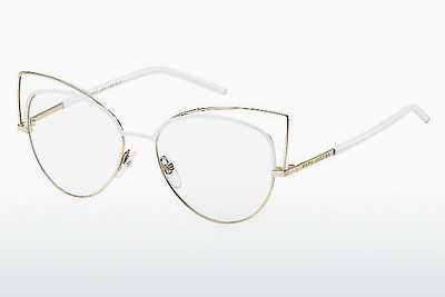 brille Marc Jacobs MARC 12 U05 - Gull, Hvit