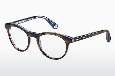 brille Marc Jacobs MJ 480 GQM - Havanna, Grå, Blå