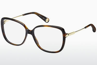 brille Marc Jacobs MJ 494 8NQ - Gull, Brun, Havanna