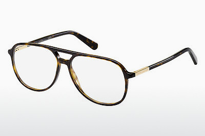 brille Marc Jacobs MJ 549 ANT - Gull, Brun, Havanna