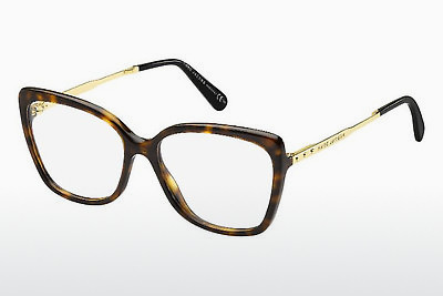 brille Marc Jacobs MJ 615 ANT - Havanna, Gull