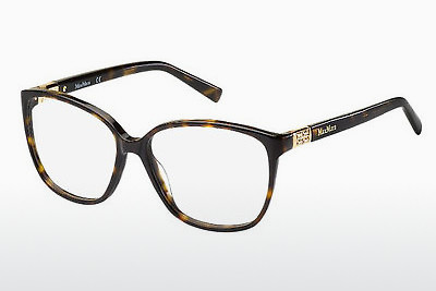 brille Max Mara MM 1235 086 - Brun, Havanna