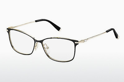 brille Max Mara MM 1251 MEJ - Sort, Gull
