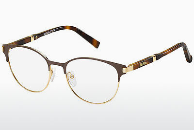 brille Max Mara MM 1254 D18 - Brun, Gull, Havanna
