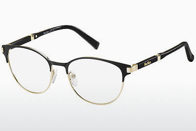 brille Max Mara MM 1254 MEJ - Sort, Gull