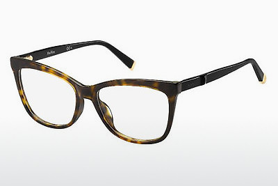 brille Max Mara MM 1263 KVX - Sort, Brun, Havanna