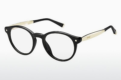 brille Max Mara MM 1272 RHP - Sort, Gull