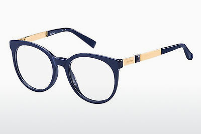 brille Max Mara MM 1286 YK3 - Blå, Gull