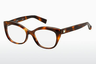 brille Max Mara MM 1317 086 - Brun, Havanna