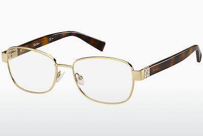 brille Max Mara MM 1320 06J - Gull, Brun, Havanna