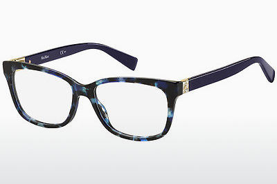 brille Max Mara MM 1321 XP8 - Blå, Brun, Havanna