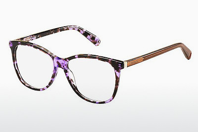 brille Max & Co. MAX&CO.289 VQI - Purpur, Brun, Havanna