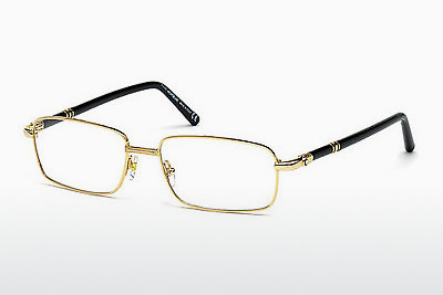 brille Mont Blanc MB0475 030 - Gul