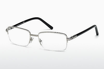 brille Mont Blanc MB0478 016 - Sølv, Shiny, Grey