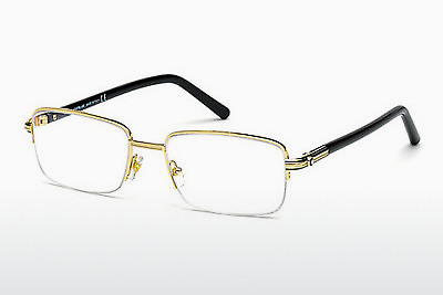 brille Mont Blanc MB0478 030 - Gul