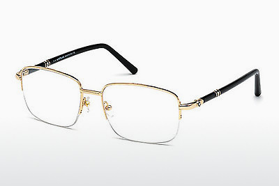 brille Mont Blanc MB0528 028 - Gull