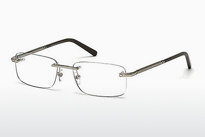 brille Mont Blanc MB0538 016 - Sølv, Shiny, Grey