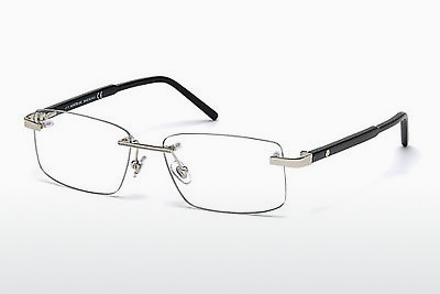 brille Mont Blanc MB0580 016 - Sølv, Shiny, Grey