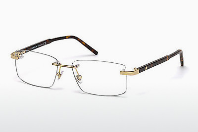 brille Mont Blanc MB0580 028 - Gull